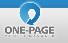 One-Page Project Manager